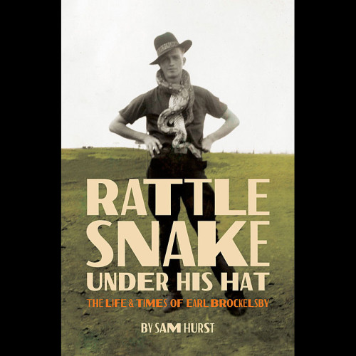 Rattlesnake Under His Hat