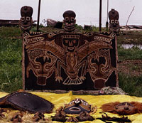 New Guinea Tribal Art